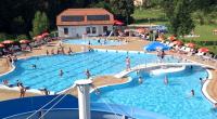 Swimming leisure centre (10 km from České Budějovice)