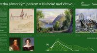 Educational tour of chateau gardens, State Chateau of Hluboká nad Vltavou (10k from České Budějovice)