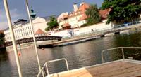 Komentované vyhlídkové plavby Budějovicemi